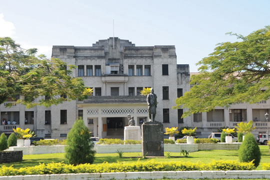 Government House | Suva Tour